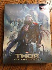 Thor 2 Blufans Lenticular Steelbook