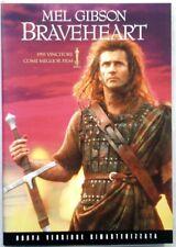 Dvd Braveheart - ed. rimasterizzata 2 dischi con Mel Gibson 1995 Usato