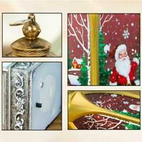 Christmas Candlestick Pendant Hanging Lantern Lamp Decor Festival Wind HOT N9G0