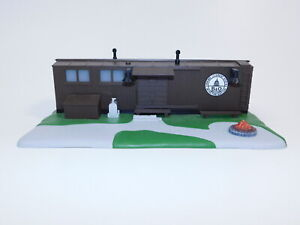Used MTH 30-90012 B&O Work Office (no box)
