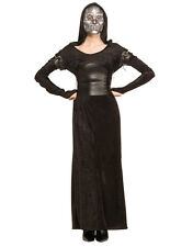 "Harry Potter Death Eater Bellatrix Costume,(USA 12), BUST 36-38"", WAIST 27-30"""