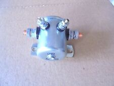 Starter Relay BWD S55 MADE IN U.S.A.