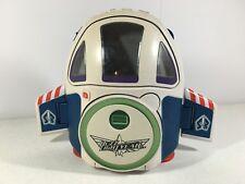 Toy Story Buzz Light Year Spaceship CD Player Boombox TS500B Disney Starlight
