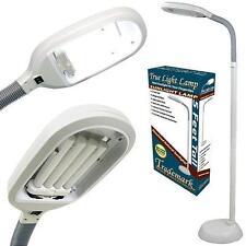Home Sunlight Floor Lamp 5 Ft Stand Light Adjustable Super Bright Bulbs Reading