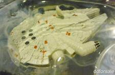 Star Wars Millennium Falcon Die-Cast Model From Hot Wheels Starships With Stand