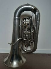 Imperial 4 valved Compensating Eb tuba 15inch bell