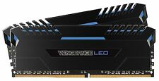 CORSAIR Vengeance LED 16GB (2 x 8GB) 288-Pin SDRAM DDR4 3200 (PC4 25600) Memory