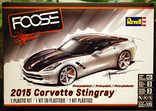 2015 CHEVROLET CORVETTE Chip Foose, 1:25, revell usa 4397 new tool 2016 neuf, neuve