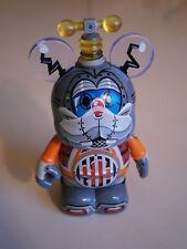 "Disney Vinylmation Park - 3"" Robots Set Series 3 Goofy Bot Chaser"