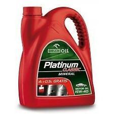 ENGINE OIL ORLEN PLATINUM CLASS. MIN. 4,5L
