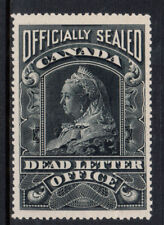 Canada #OX3 Extra Fine Never Hinged Gem **With Certificate**