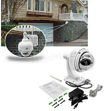 iZtouch Wireless IP Camera Waterproof outdoor Night Vision Pan/Tilt Control