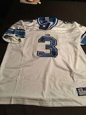 Joey Harrington Detroit Lions NFL Authentic Jersey Size 56 New White