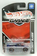/'70 CHEVY BLAZER ∞ZAMAC;Real Riders☆2018 Hot Wheels Factory Sealed w//Protector