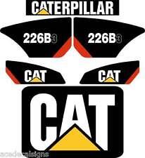 CAT 216B3 226B3 236B3 242B3 247B3 252B3 259B3 Decals Stickers