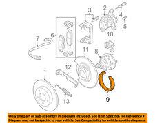 GM OEM Parking Brake-Shoes 18026285
