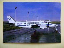 AIR LIMOUSIN  BEECH 99  F-BRUN  /   collection vilain N° 1285