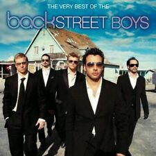 BACKSTREET BOYS The Very Best Of (Gold Series) CD BRAND NEW