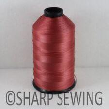 overlock JZK 1500 yardas T70 69# hilo de coser de nailon resistente para tapicer/ía de cuero jeans lona alfombra de tela cortina de cuentas para m/áquina industrial costura a mano