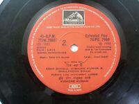 "LAVA RD R D BURMAN 7EPE 7909 RARE BOLLYWOOD ost EP 7"" vinyl RECORD 45 RPM VG-"