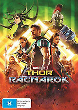 Thor - Ragnarok (DVD, 2018)