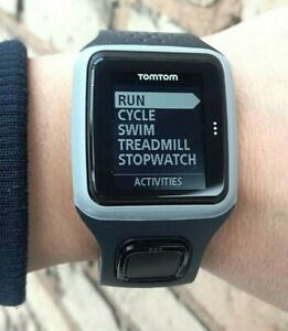 TomTom Runner GPS Watch 8RS00 Used In very good Condition