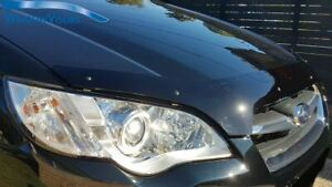 Premium Quality Bonnet Protector Tinted for Subaru Outback or Liberty 2006-2009