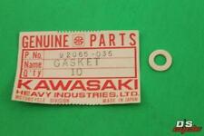 NOS Kawasaki OEM Oil Level Screw Gasket 66-67 W1 68-69 W2 92065-035