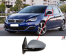 FOR PEUGEOT 308 13-17 NEW WING MIRROR ELECTRIC HEATED PRIMED 6 PIN LEFT N/S LHD