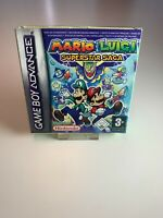 Nintendo Game Boy Advance Mario & Luigi Superstar Saga EUR