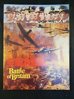 Battle of Britain) - Movie Pamphlet for the 1969 Japanese release - A4 Format