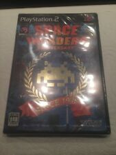 PlayStation 2 PS2 Space Invaders Anniversary /ntsc/jap/new /neuf