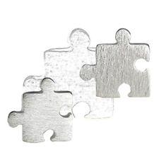 Mini Puzzle Design Funny Women Jewelry Studs Earring Earrings Kids Gifts