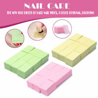 1000pcs Nail Art Manicure Polish Remover Lint Free Cleaner Wipes Pad Paper Flowe