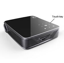 200inch Wifi Quad Core DLP Home Theater Movies 3D Projector 1080P 4K UHD LED