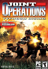 Joint Operations Typhoon Rising PC Games Windows 10 8 7 XP Computer shooter