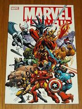 Marvel equipo libertad Anillo Vol 4 Marvel Iron Man Wolverine GN 9780785119906