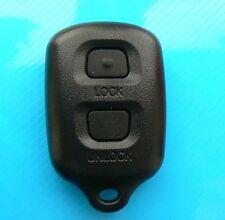 Toyota 2 Boutons Porte Clé Télécommande Corolla,Camry et autres VENDEUR UK