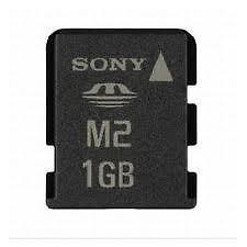 SONY carte memoire MEMORY STICK Micro M2 1 GB 1G° ORIGINAL MP4 Video Photo