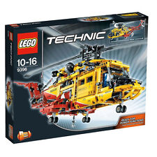 LEGO® Technic 9396 Helikopter NEU OVP_Helicopter NEW MISB NRFB