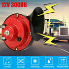 12V 300DB Super Loud Train Horn Waterproof for Motorcycle Car Truck SUV Boat