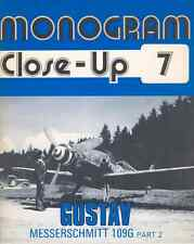 AERONAUTICA AIRCRAFT Monogram Close Up 7 Messerschmitt Bf109G P2 - DVD