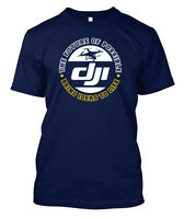 DJI The Future of possible Drone pilot  - Custom Men's T-Shirt Tee