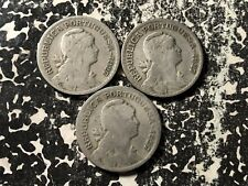 1927 Portugal 1 Escudo (3 Available) Circulated (1 Coin Only)