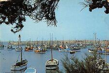 BR84495 ile d oleron le port de la cotiniere france ship bateaux