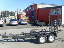Mini Excavator Trailer ( made to order only)