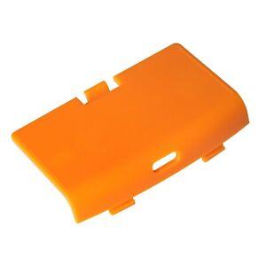 Game Boy Advance USB C Battery Cover Orange RetroSix CleanJuice Back GBA
