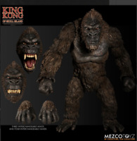 Mezco Ultimate King Kong of Skull Island 18-Inch Action Figure
