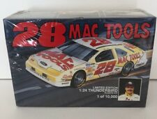 Monogram 1:24 Plastic Model Kit #28 MAC Tools Thunderbird NASCAR NEW