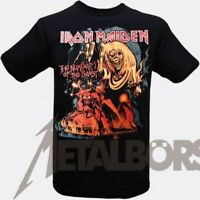 "Iron Maiden ""Number of the Beast"" T-Shirt 104851 #"
